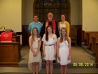 2014 Confirmation